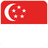Singapore Flag Live Wallpaper