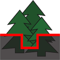 Bitterlich relascope icon