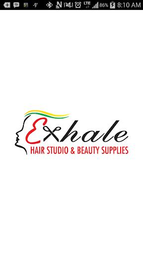 Exhale Hair Studio Radio
