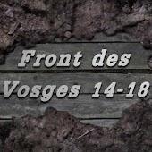 FRONT DES VOSGES 14-18