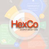 HexCo Zooper Widget Skin