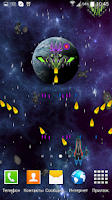 Screenshot of Battle for Universe LWP Free