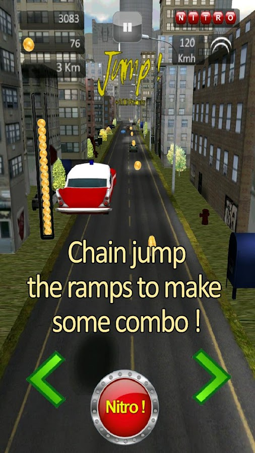 Road Runner Lite - screenshot
