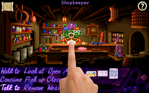 Simon the Sorcerer Screenshot 2