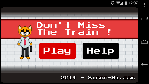 Don't Miss The Train