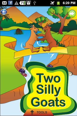 Two Silly Goats - Kids Story