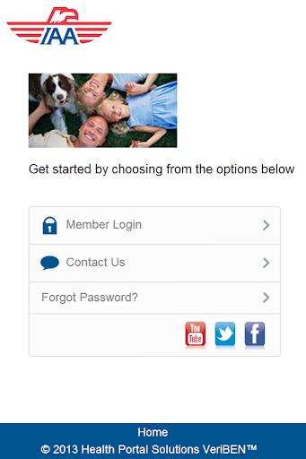 IAA Member App