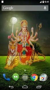 Magic Durga LiveWall Temple