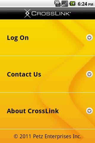 CrossLink- screenshot