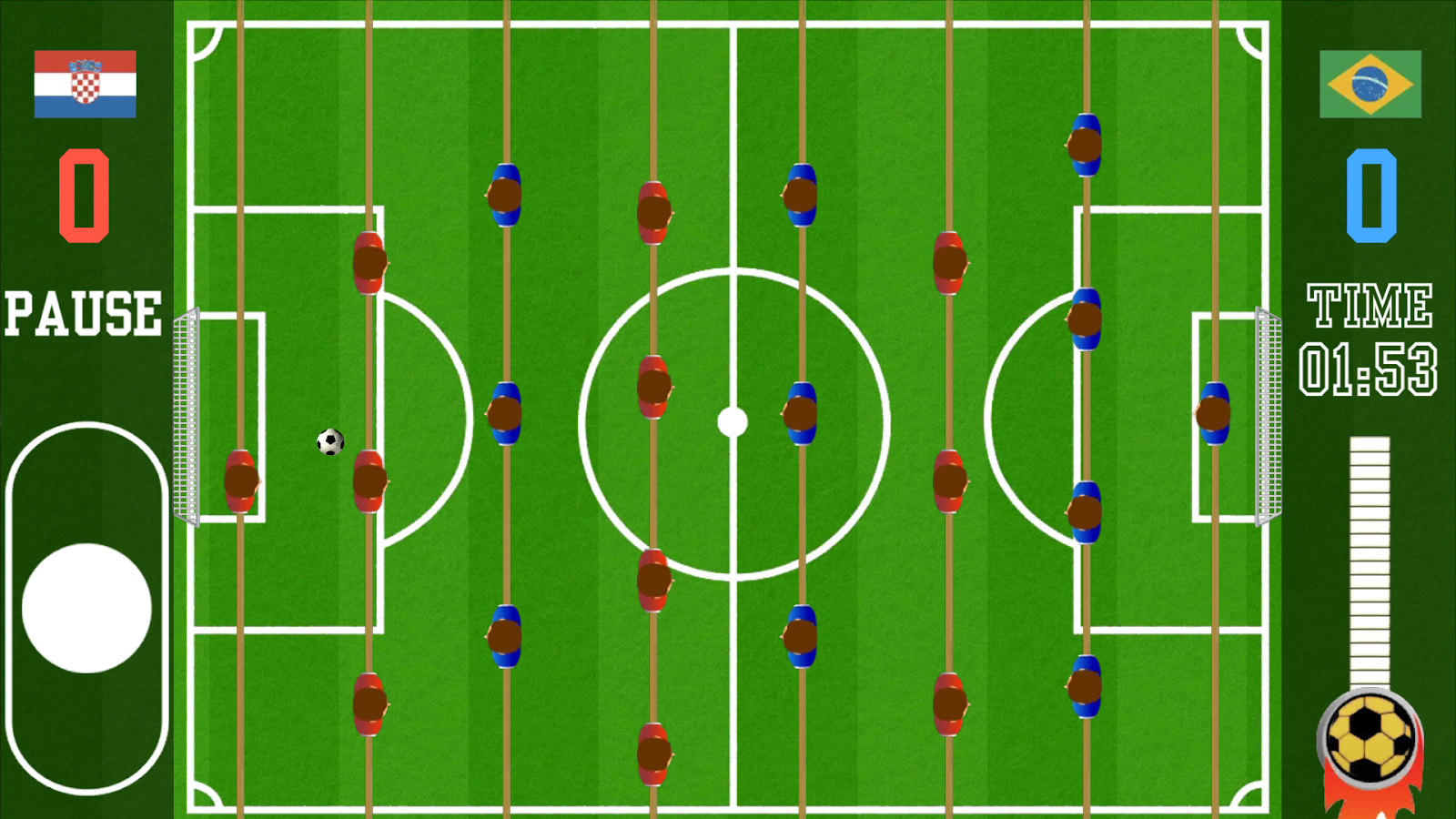 World Foosball Cup 2014 - screenshot