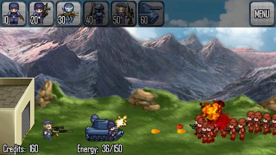 Tiny War Game