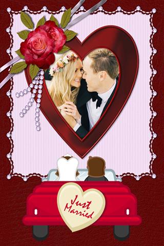 My Wedding Diary Photo Frames