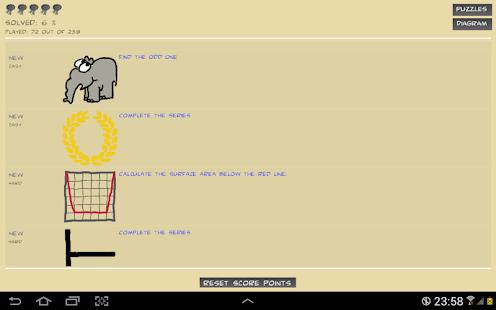 IQ FitFun - screenshot thumbnail