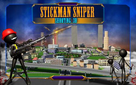 Stickman Sniper Shooting 3D 1.2 screenshot 41247