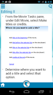Learn Windows Movie Maker - screenshot thumbnail