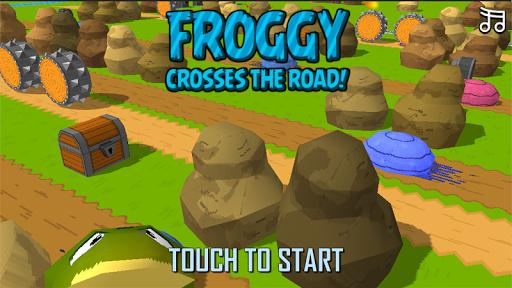 青蛙公路线上多人