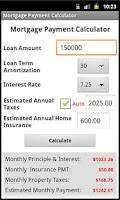 Screenshot of The Mortgage Porter