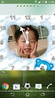 Screenshot of PhotoClock