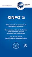 Screenshot of Xinfo