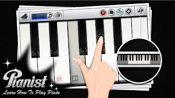 Screenshot of Piano +