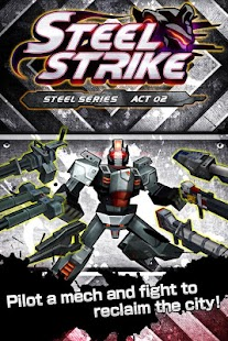 Steel Strike- screenshot thumbnail