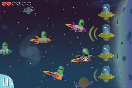 ALIEN KAMIKAZE Tap Tap Defense- screenshot thumbnail