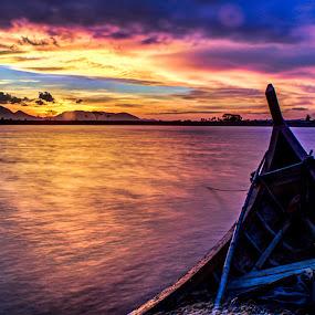 Alue Naga, Banda Aceh by Muhammad Syuhada - Landscapes Waterscapes