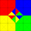 Flipping Slider Puzzle logo