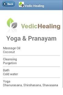 Vedic Healing- screenshot thumbnail
