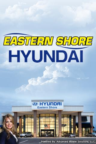 Eastern Shore Hyundai - screenshot