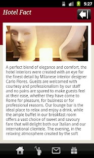 Fabio Massimo Design Hotel - screenshot thumbnail