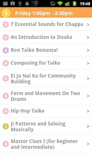 Taiko Conference 2011 - screenshot thumbnail