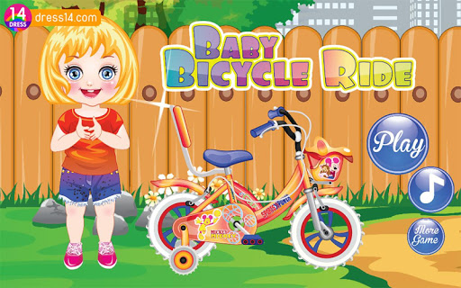Baby Bicycle Ride