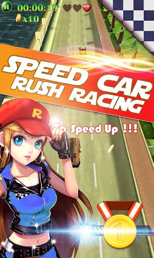 急速汽車:競速狂飆