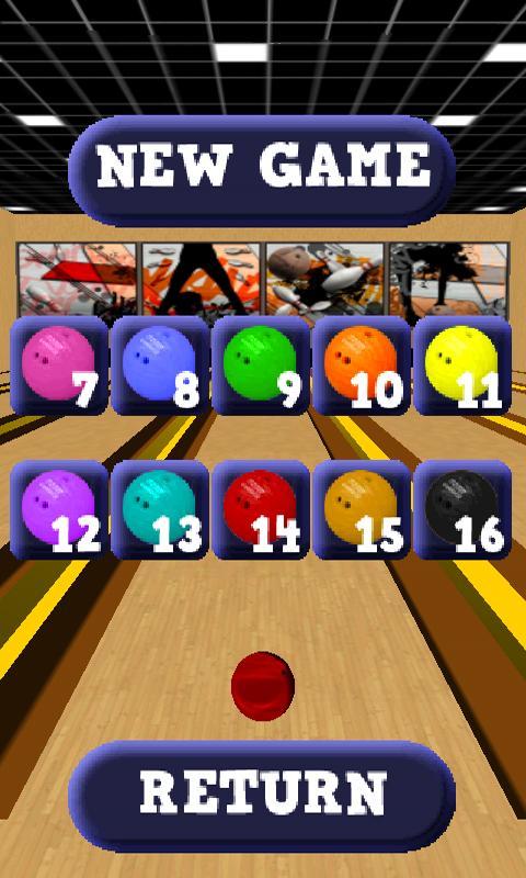 Bowling Alley 3D- screenshot