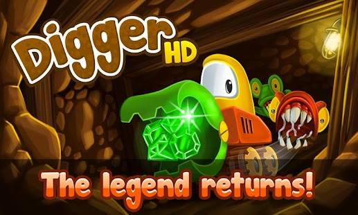 Digger HD- screenshot thumbnail