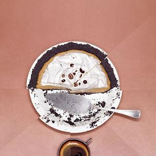 Espresso Cream Pie