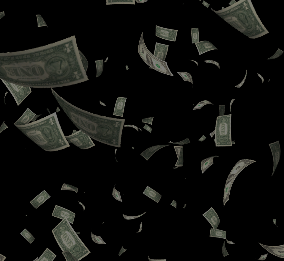 Make It Rain VR Cardboard- screenshot