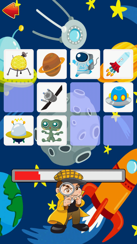 Best Find The Pair 4 Kids Free- screenshot