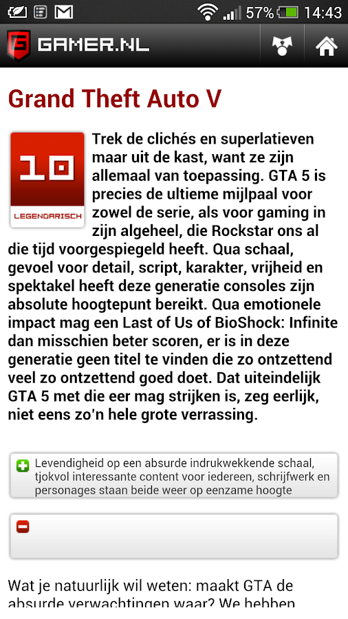 Gamer.nl - screenshot