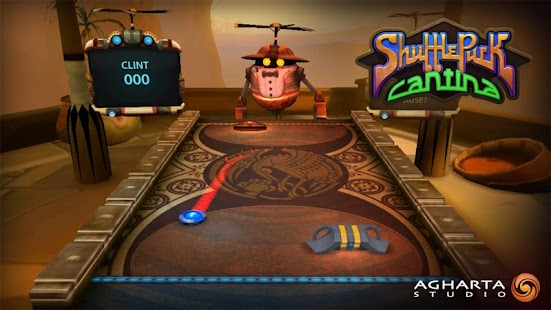 Shufflepuck Cantina Screenshot 24