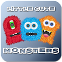 Little Cute Monsters logo