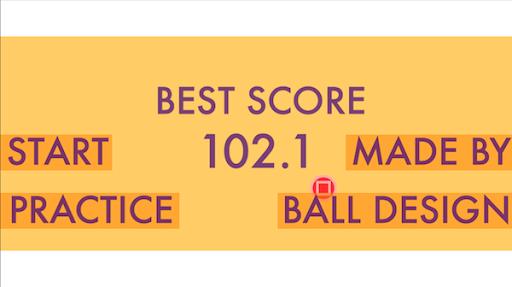 Nonstop Bouncing Ball