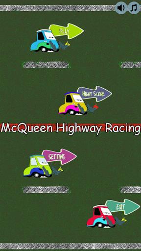 McQueen HighWay Racer
