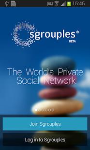 Sgrouples - screenshot thumbnail