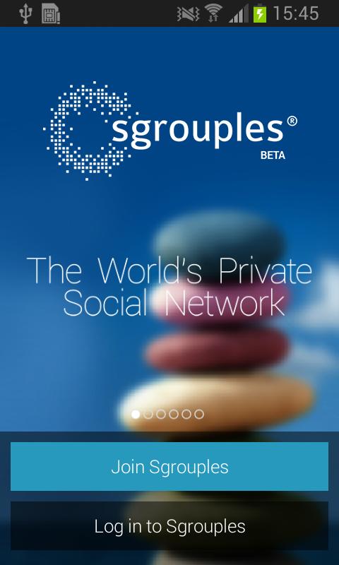 Sgrouples - screenshot
