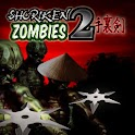 Shuriken Zombies 2 logo