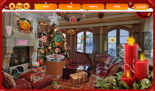 Christmas Time Hidden Objects