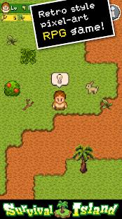 2 Survival Island ! App screenshot