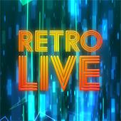 Retro Live Wallpaper